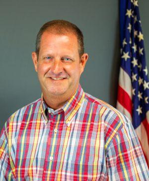 Alderman Brad Medlin