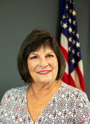 Alderman Sue Resnik